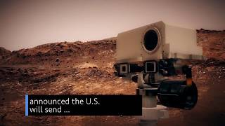 Download A Copter Companion for the Mars 2020 Rover on This Week @NASA – May 11, 2018 Video