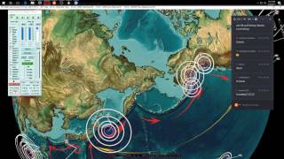 Download 3/25/2017 - Nightly Earthquake Update + Forecast - New volcanic eruptions increasing suddenly Video