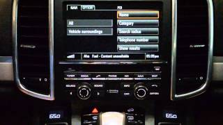 Download Porsche Online Services with A-ha Radio overview & demo Video