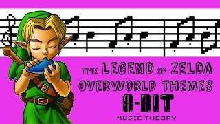 Download The Music of Zelda's Overworld: a Historical Retrospective and Analysis Video