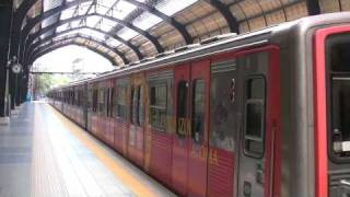 Download The Athens Metro, Athens, Greece - 2009 Video