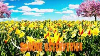 Download Osterferien Ostergrüße - Schöne Osterferien 2018 - Frohe Ostern Video