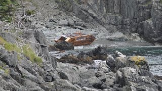 Download This Mysterious Boat Washed Up On Ireland's Coast, And There Wasn't A Single Trace Of Any Crew Video