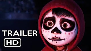 Download Coco Official Trailer #4 (2017) Gael García Bernal Disney Pixar Animated Movie HD Video