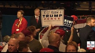 Download LIVE Stream: President-Elect Donald Trump Rally in Fayetteville, NC 12/6/16 Video