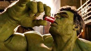 Download Homem Formiga rouba Coca-Cola de Hulk em comercial Video