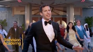 Download 2015 Emmys | Andy Samberg's Opening Routine Video