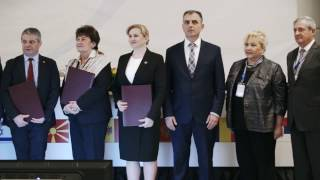 Download Health and well-being cooperation pledge between countries Video