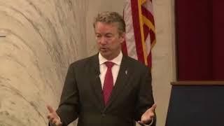 Download Rand Paul's BRILLIANT Speech on Libertarianism Video