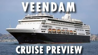 Download Veendam Cruise Preview: Canada/New England ~ Holland America Line Video