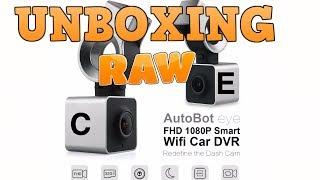 Download Unboxing Autobot C vs Autobot E dashcam Video