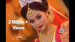 Download Bengali Bridal Makeup || Air Brush Makeup Video