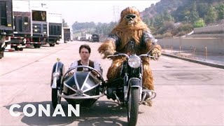 Download Wes Anderson's ″Star Wars: Episode VII″ Audition Tape - CONAN on TBS Video