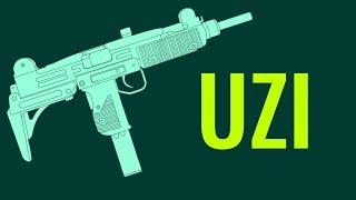 Download UZI - Comparison in 20 Random Video Games Video