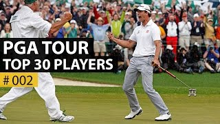 Download Top 30 PGA Tour Players To Watch In 2016 - Slow Motion - Part 2 Video