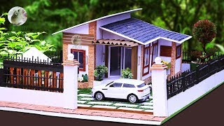 Download Making a Dream House from Cardboard as DIY Project Video