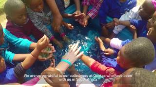 Download Qantas Change for Good with UNICEF: Changing Lives Video