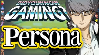 Download Persona - Did You Know Gaming? Feat. Boku No Eruption Video