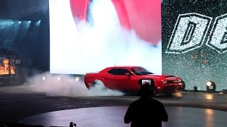 Download Official Dodge Demon Reveal w/Specs Video
