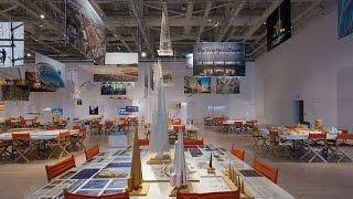 Download Μετάδοση των Εγκαινίων της Αρχιτεκτονικής Έκθεσης «Renzo Piano Building Workshop – Piece by Piece» Video