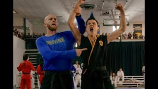 Download Cobra Kai - Transformation of Eli to Hawk Video
