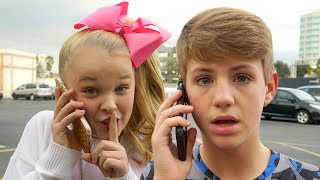 Download JoJo Siwa Gives Out MattyBRaps Phone Number! Video