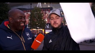 Download Would Any Arsenal Supporter Wear A Tottenham Shirt For Money? Video
