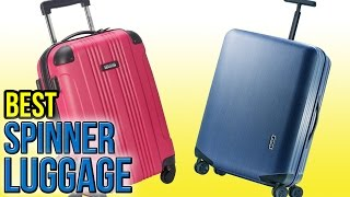 Download 10 Best Spinner Luggage 2016 Video