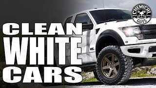 Download How To Clean And Detail White Cars - Chemical Guys Car Care Video