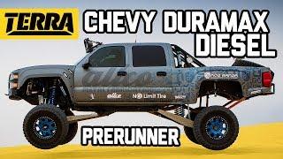 Download BUILT TO DESTROY: Duramax Diesel Prerunner + ALLCO Shop Tour Video