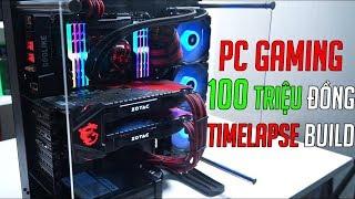 Download Quá trình lắp ráp bộ PC Gaming 100 triệu đồng | TimeLapse Build & Test Games Video