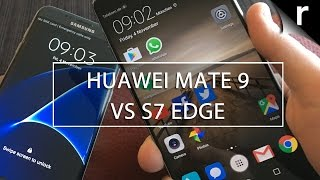 Download Huawei Mate 9 vs Samsung Galaxy S7 Edge: Which is best? Video