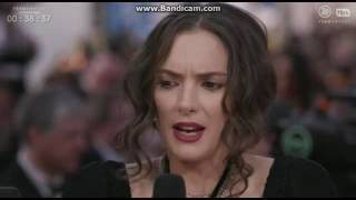 Download Winona Ryder-SAG AWARDS 2017 Video
