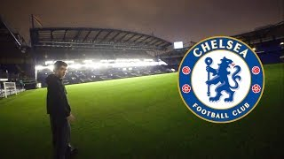 Download escaping from security (chelsea stadium) Video