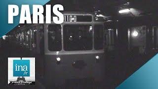 Download 1956 : La ligne 11 et le métro sur pneus | Archive INA Video