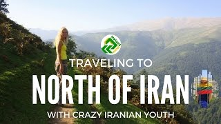 Download Traveling to the north of Iran together with crazy Iranian youth. Video