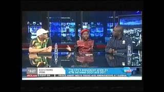 Download Debate on ENCA with Mbuyiseni Ndlozi EFF, Solly Msimanga DA and Kgosientso Ramokgopa ANC Video