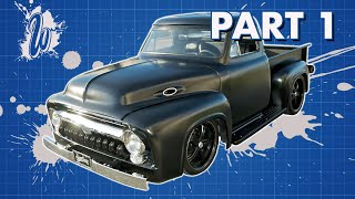Download West Coast Customs - Stallone's '55 Ford - Part 1 Video