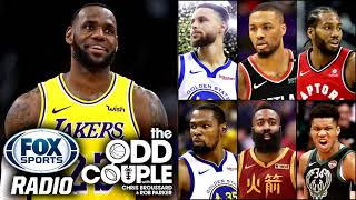 Download Chris Broussard - Is There a Double Standard on LeBron James VS. Other Star Players? Video
