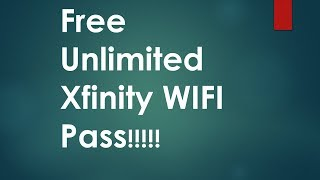 Download HOW TO Get Unlimited Wifi Access UPDATE 2017 Video
