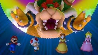 Download Mario Party 10 - Bowser Party Mode - Mushroom Park (Team Mario) Video