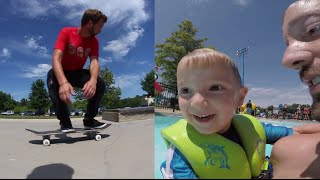 Download ADIML 35: Father Son Pool Day! Video