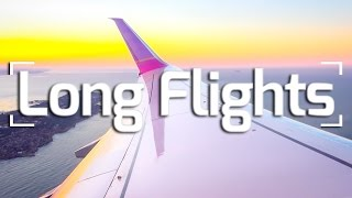 Download TRAVEL TIPS: HOW TO SURVIVE LONG FLIGHTS Video