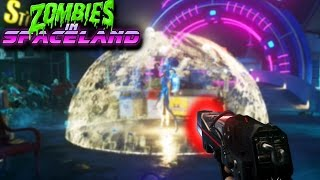 Download Zombies In Spaceland: Easter Egg Run #3 (IW Zombies) Video