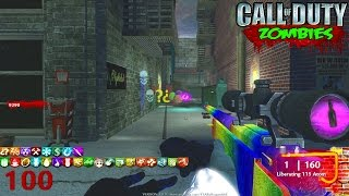 Download MOST PERKS IN ONE MAP EVER - CALL OF DUTY CUSTOM ZOMBIES MOD GAMEPLAY! (Zombies Gameplay) Video
