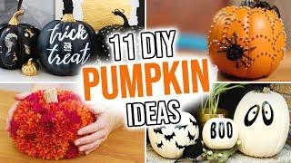 Download 11 DIY Pumpkin Ideas for Halloween - HGTV Handmade Video