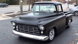 Download 1956 Chevrolet 3100 $45,900.00 Video
