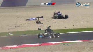 Download Peter Li Zhi Cong Huge Crash 2016 FIA Formula 3 at Spielberg Video