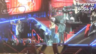 Download One Direction singing Covers in Where We Are Tour 2014 Video