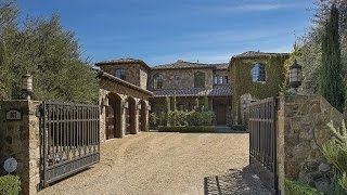 Download Wine Country Villa in Helena, California Video